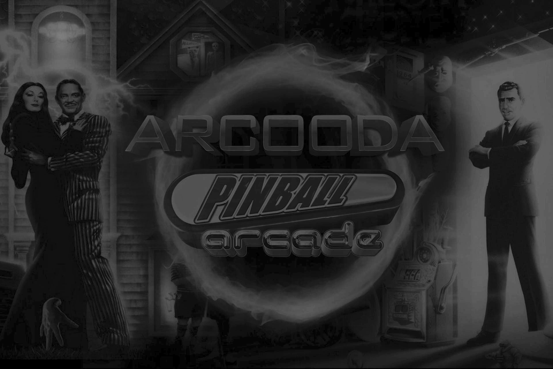 Arcooda Pinball Arcade Software for your Video Pinball Cabinets