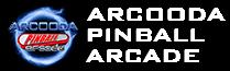 Arcooda Pinball Arcade Logo