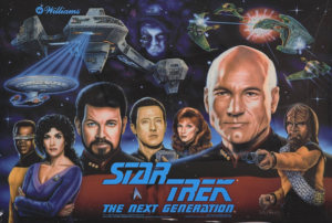 Arcooda Pinball Arcade star trek the next generation