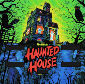 Haunted House with Kinect Support