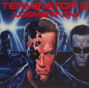 Terminator 2 with Kinect Support